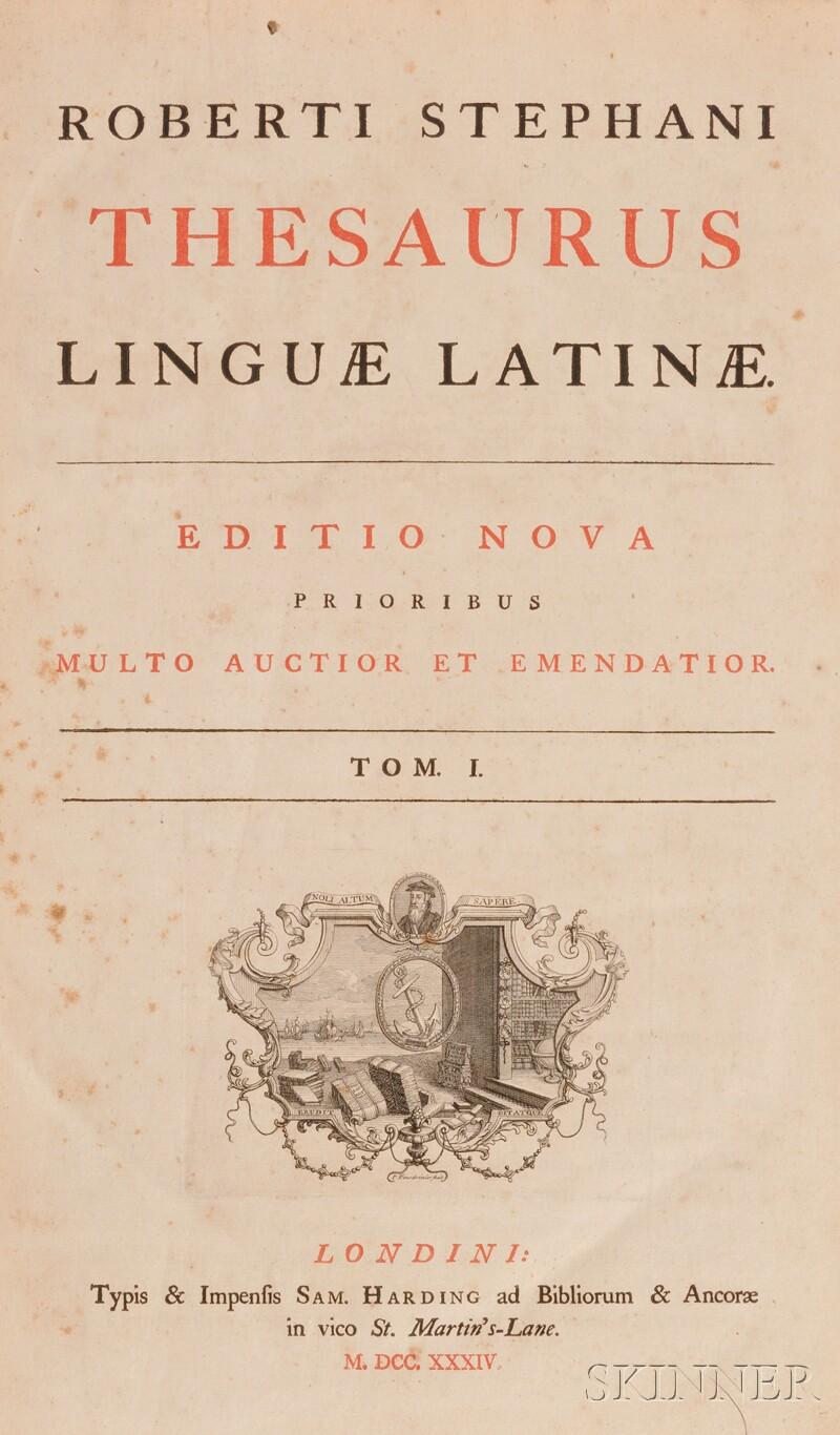 Estienne, Robert (1503-59)