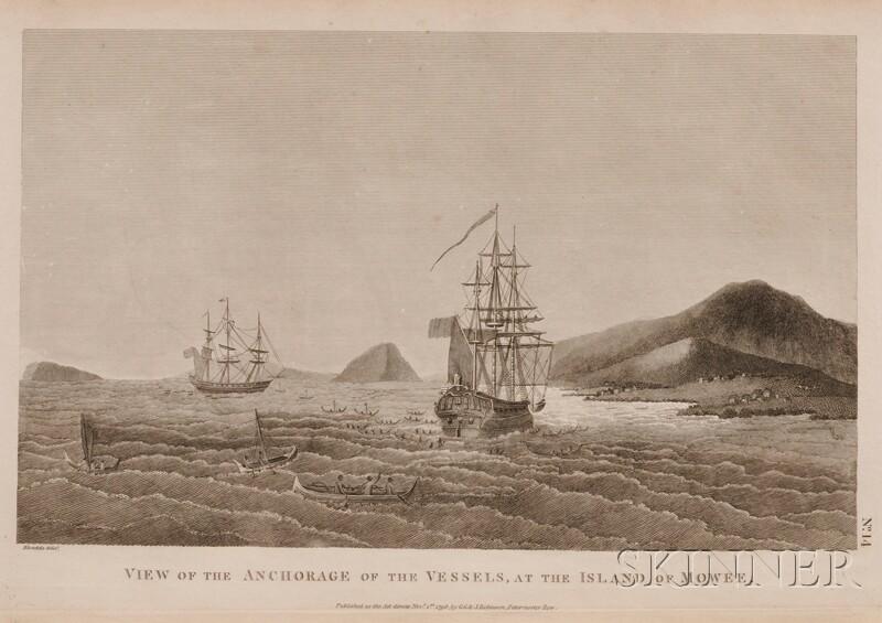 (Travel and Exploration, World), La Perouse, Jean Francois Galaup de (1741-1788)