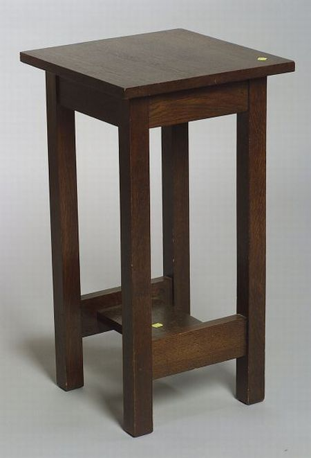 Arts & Crafts  Attributed to L. & J. G. Stickley