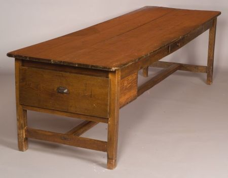 Continental Pine Kitchen Table