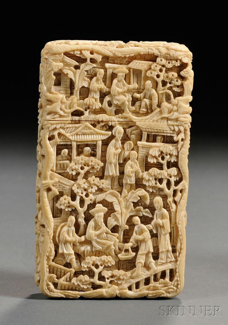 Ivory Carte-de-visite