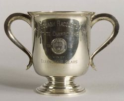 Tuttle Sterling Trophy Cup