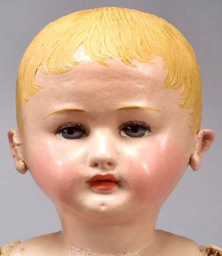 Large Martha Chase Child Doll