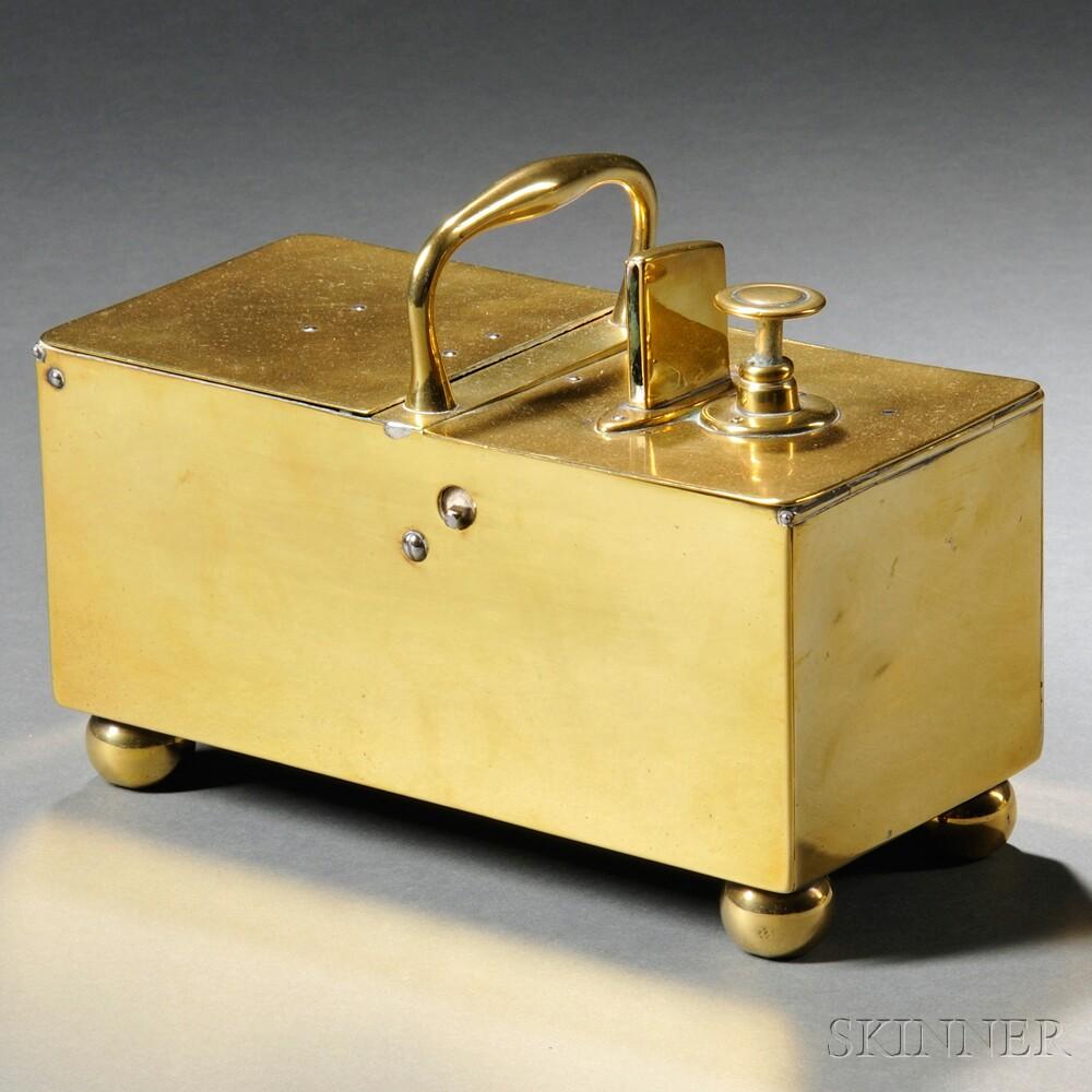 "Brass Tobacco ""Honesty Box,"""