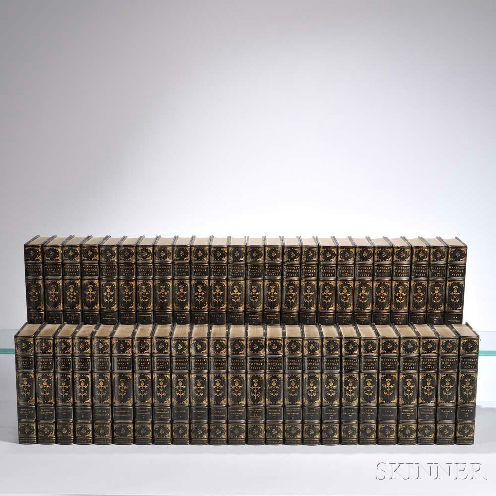 Scott, Sir Walter (1771-1832) The Waverley Novels.
