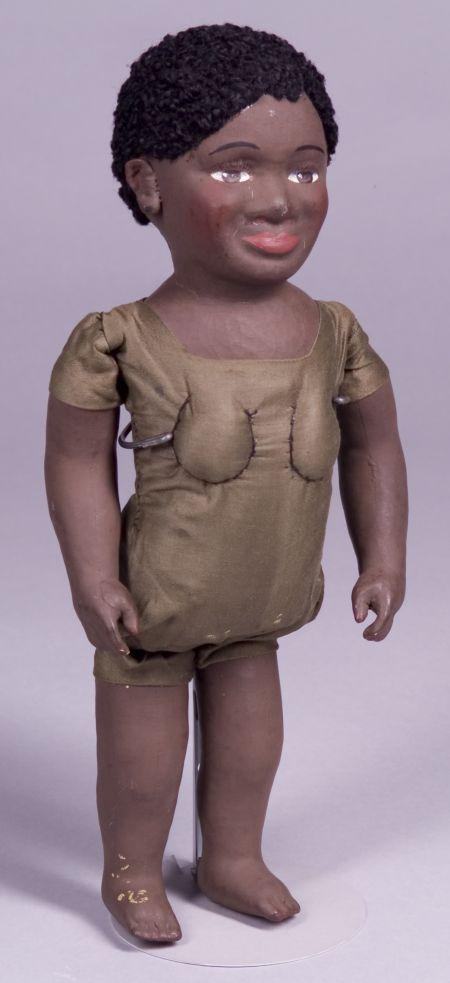 Black Cloth Martha Chase Mammy Doll