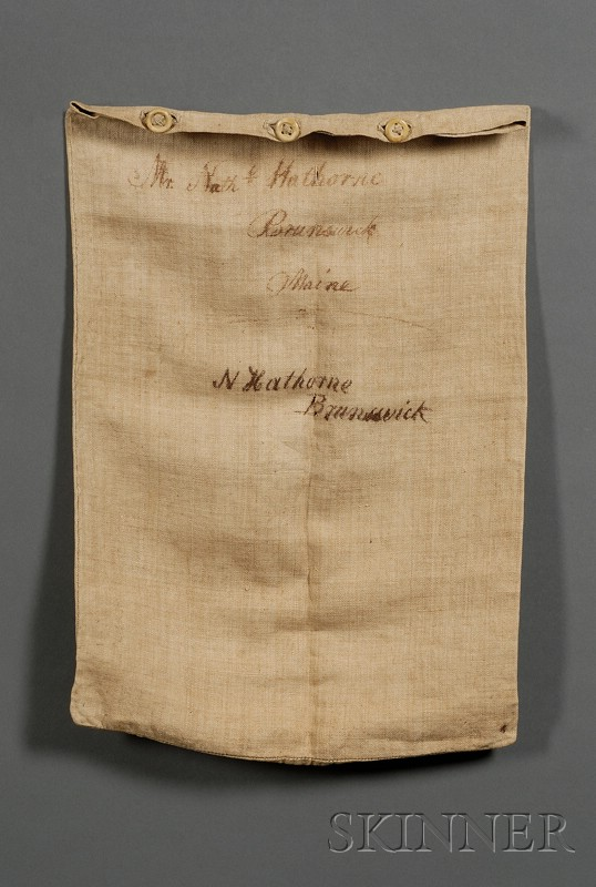Hawthorne, Nathaniel (1804-1864), His Copy