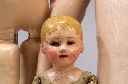 Small Martha Chase Boy Doll
