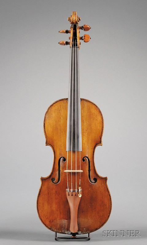 Violin, Possibly Florentine School, c. 1760