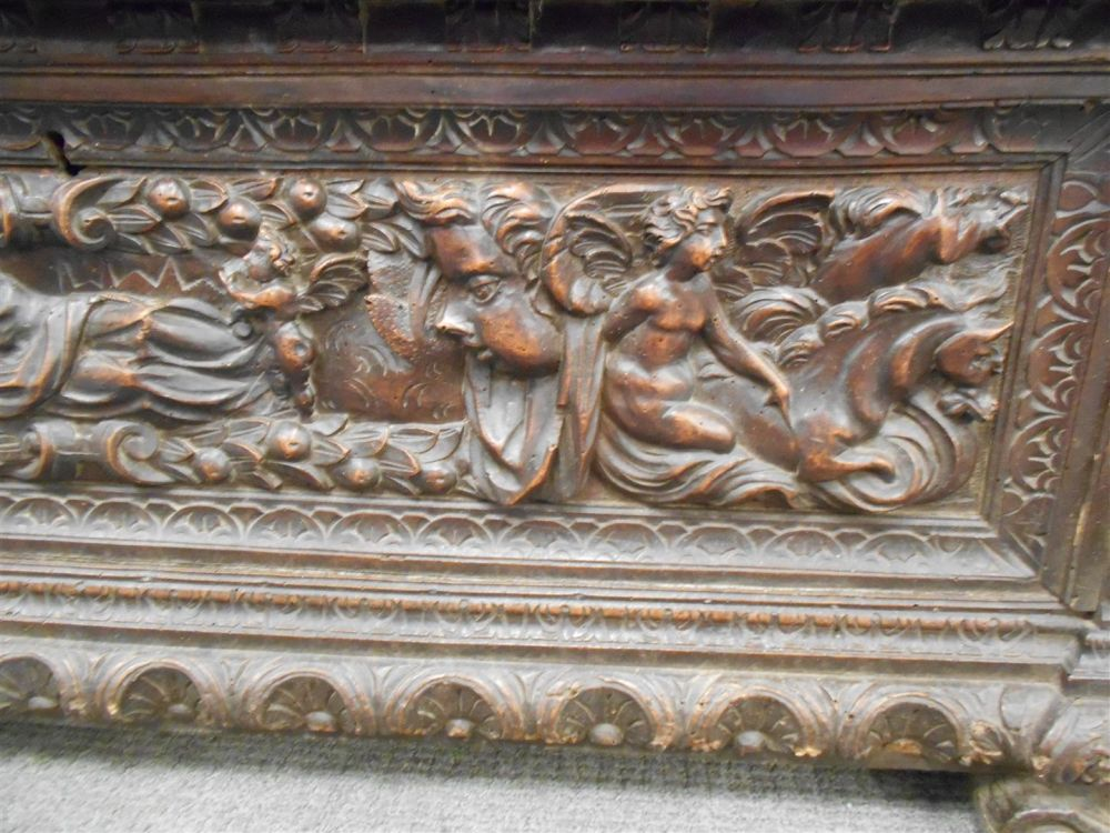 Renaissance-style Italian Cassone