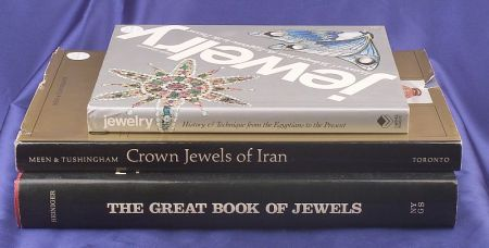 Three Jewelry Books