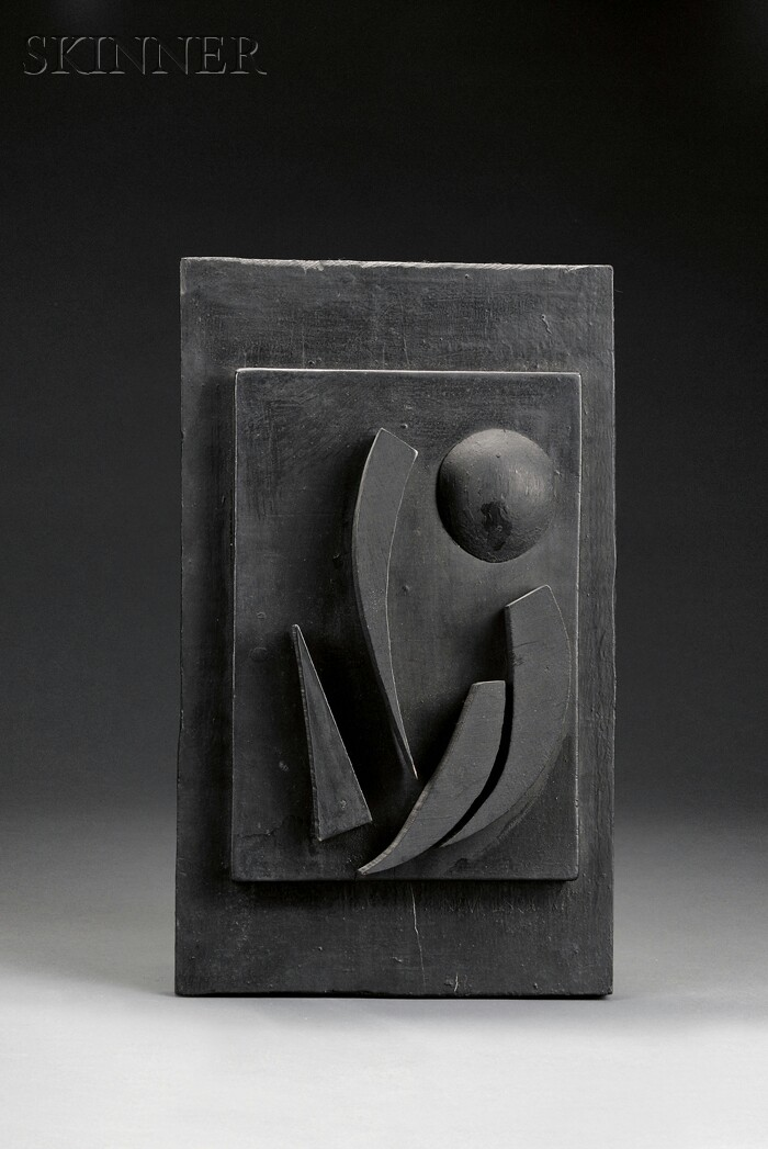 Louise Berliawsky Nevelson (American, 1899-1988)      Untitled