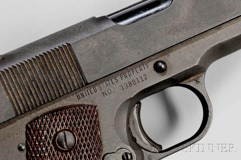Remington Rand Model 1911A1 Semi-automatic Pistol