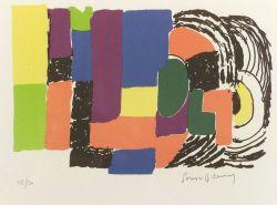 Sonia Delaunay (Russian/French, 1885-1979)  Noel