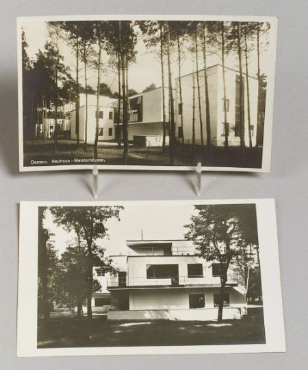 Bauhaus  Lucia Moholy-Nagy