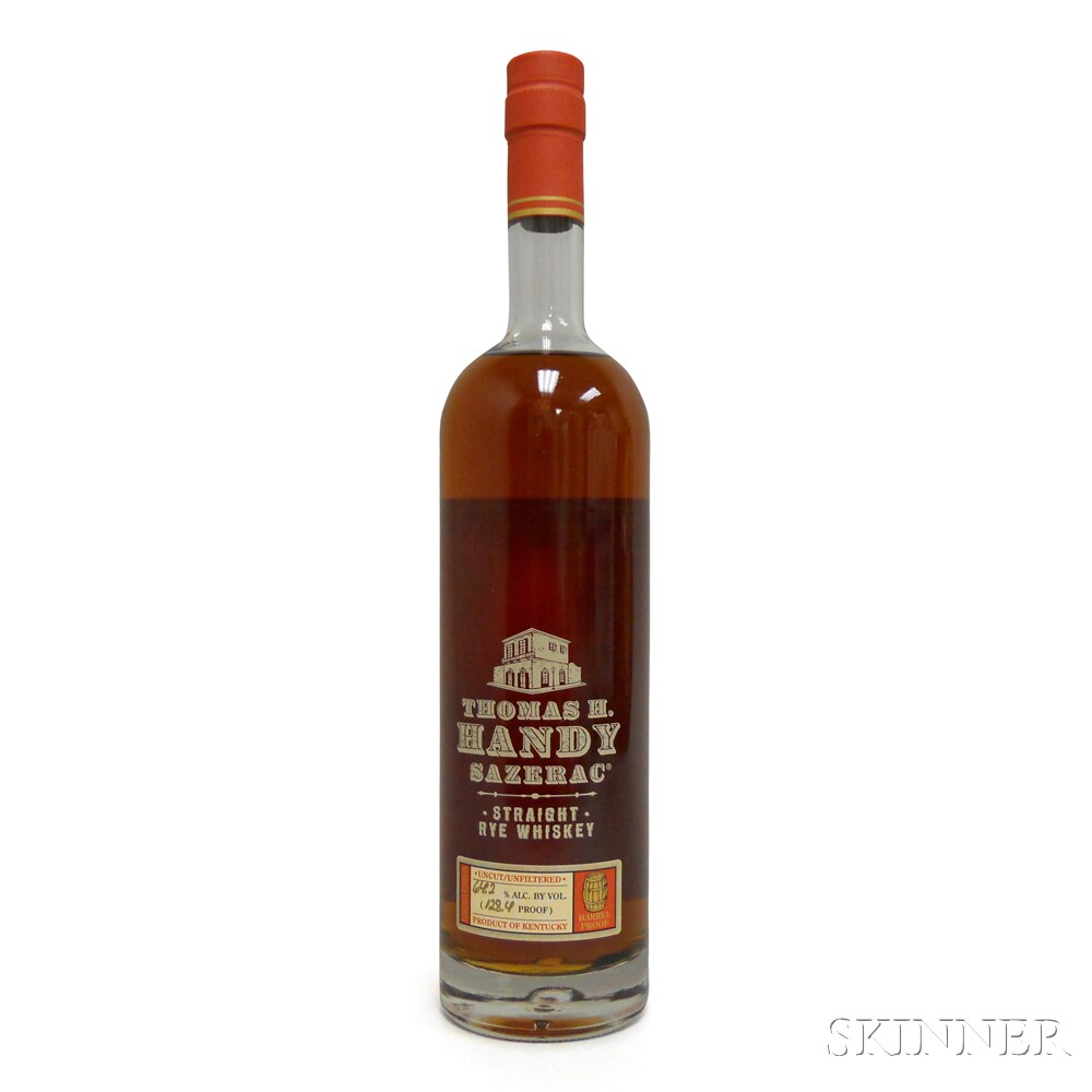 Buffalo Trace Antique Collection Thomas Handy Rye, 1 750ml bottle