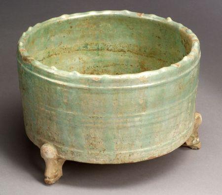 Pottery Censer