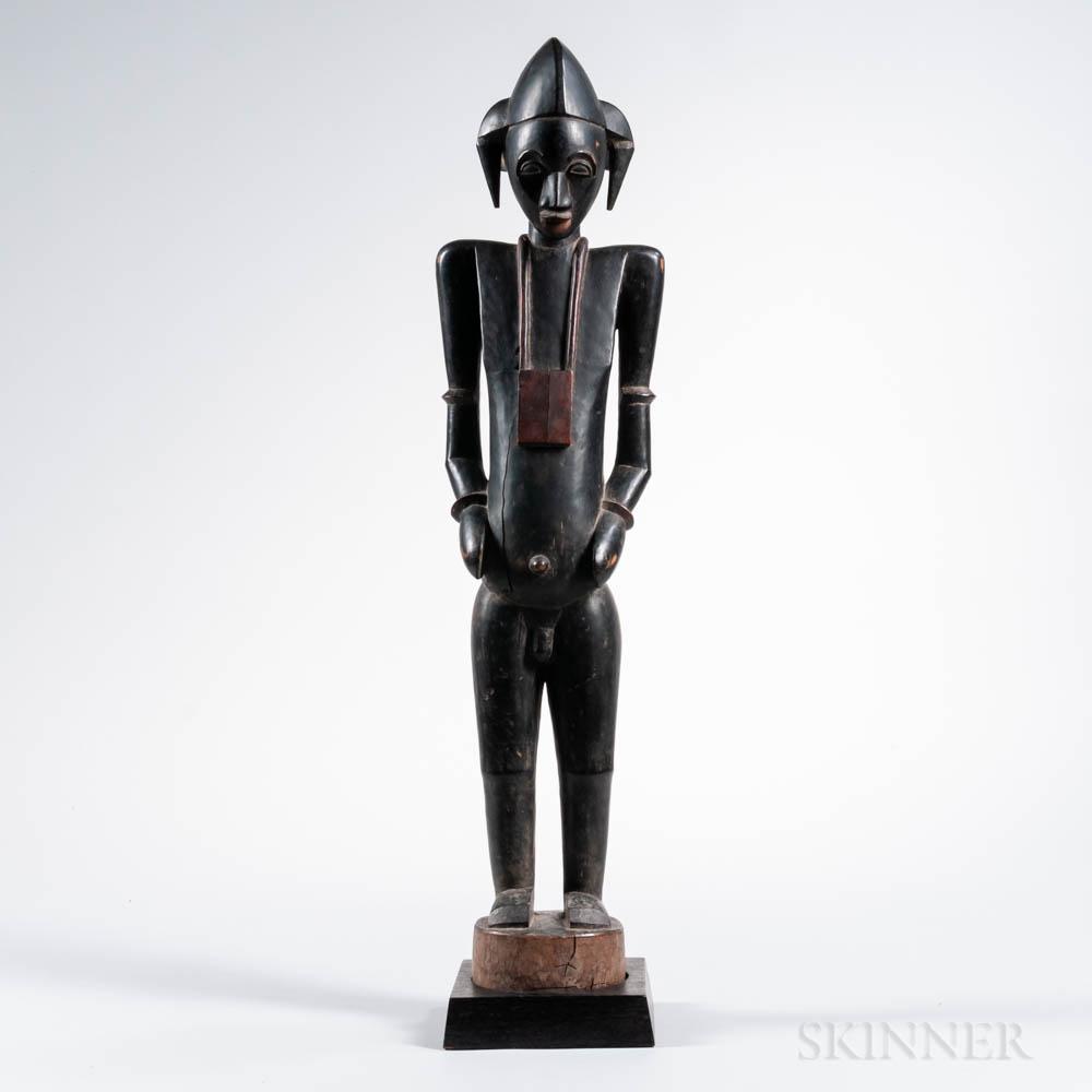 Senufo Standing Figure