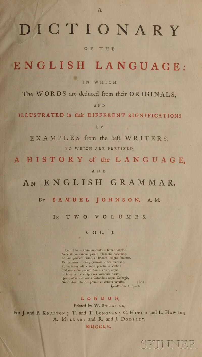 Johnson, Samuel (1709-1784)