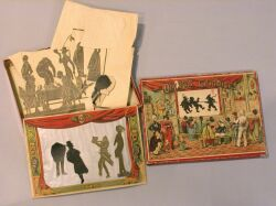 Boxed Ombres Chinoises (Chinese Shadows) Theatre Set