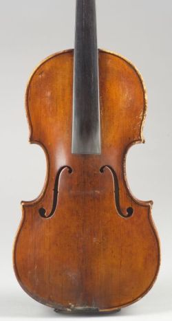 Violin, School of Ruggeri, Possibly 18th century
