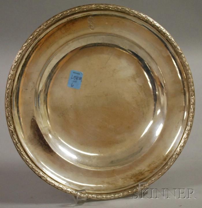 C. Meibler .800 Silver Plate
