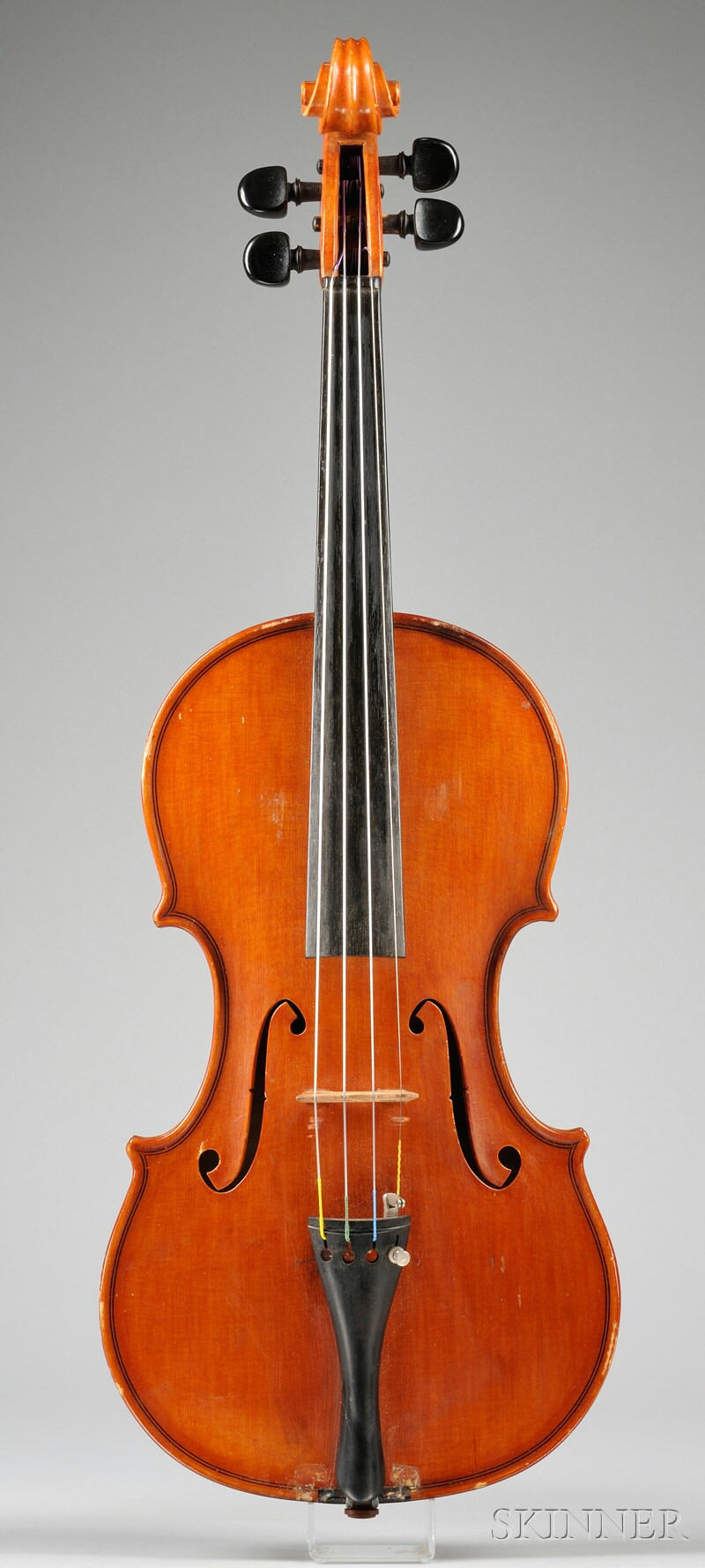 Modern Italian Violin, Paolo De Barbieri, Genoa, 1939