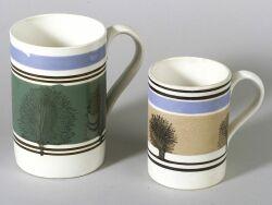 Pearlware Mug