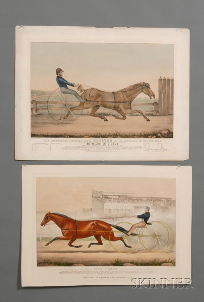 Currier & Ives and Nathaniel Currier, publishers (American, mid to early 20th C.)