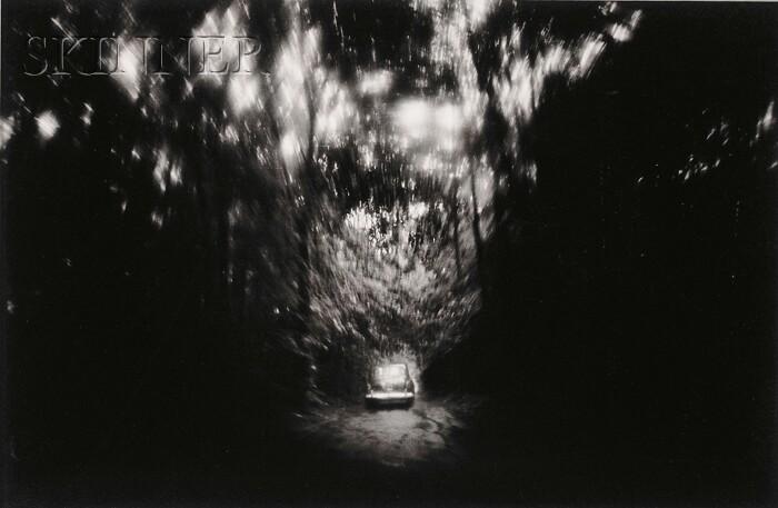 Peter De Lory (American, b. 1948)      Long Island, RR, NY, Summer
