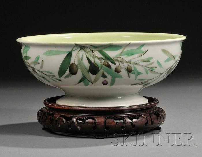 Celia Laighton Thaxter 1835-1894 Bowl
