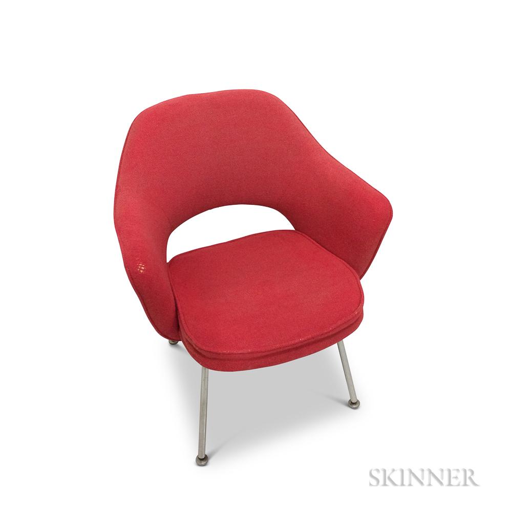 Eero Saarinen for Knoll Upholstered Armchair