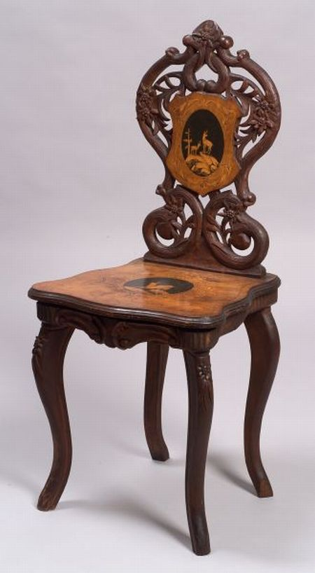 Blackforest Musical Hall Chair
