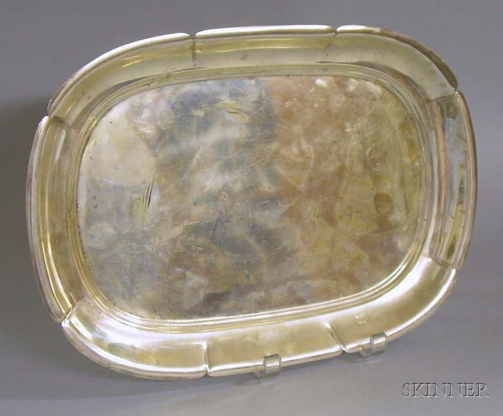 Reed & Barton Sterling Silver Tray
