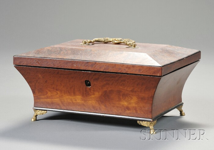Sewing Box with Accoutrements