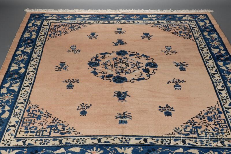 Art Deco Chinese-style Carpet
