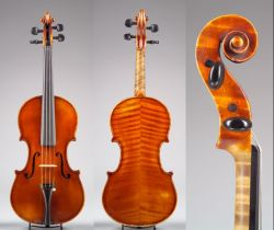 Italian Violin, Enrico Melegari, Turin, 1892