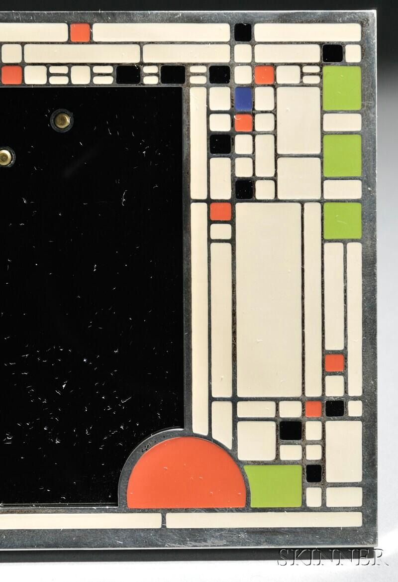 Frank Lloyd Wrighttiffany Co Frame Sale Number 2626b Lot