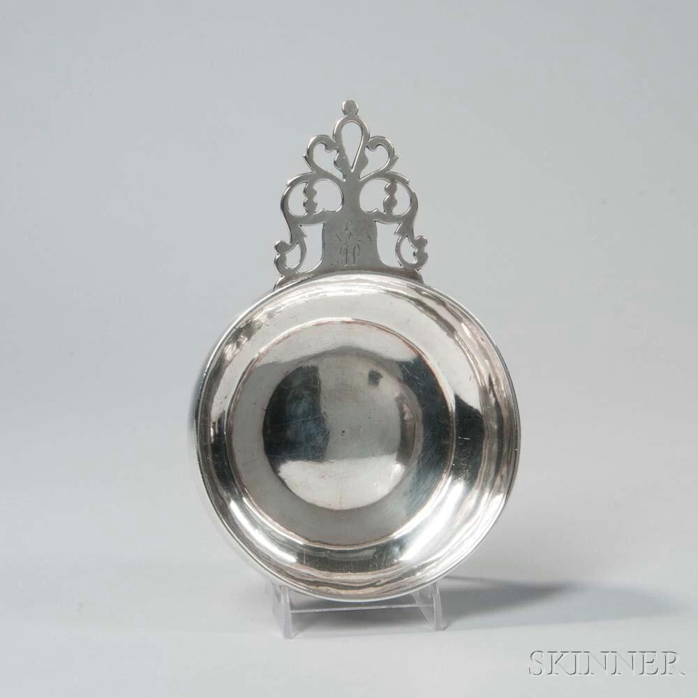 Silver Porringer