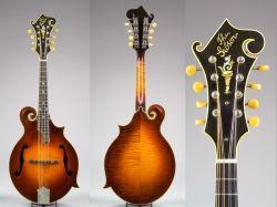 American Mandolin, Gibson Mandolin-Guitar Company, Kalamazoo, 1923, Model F-5
