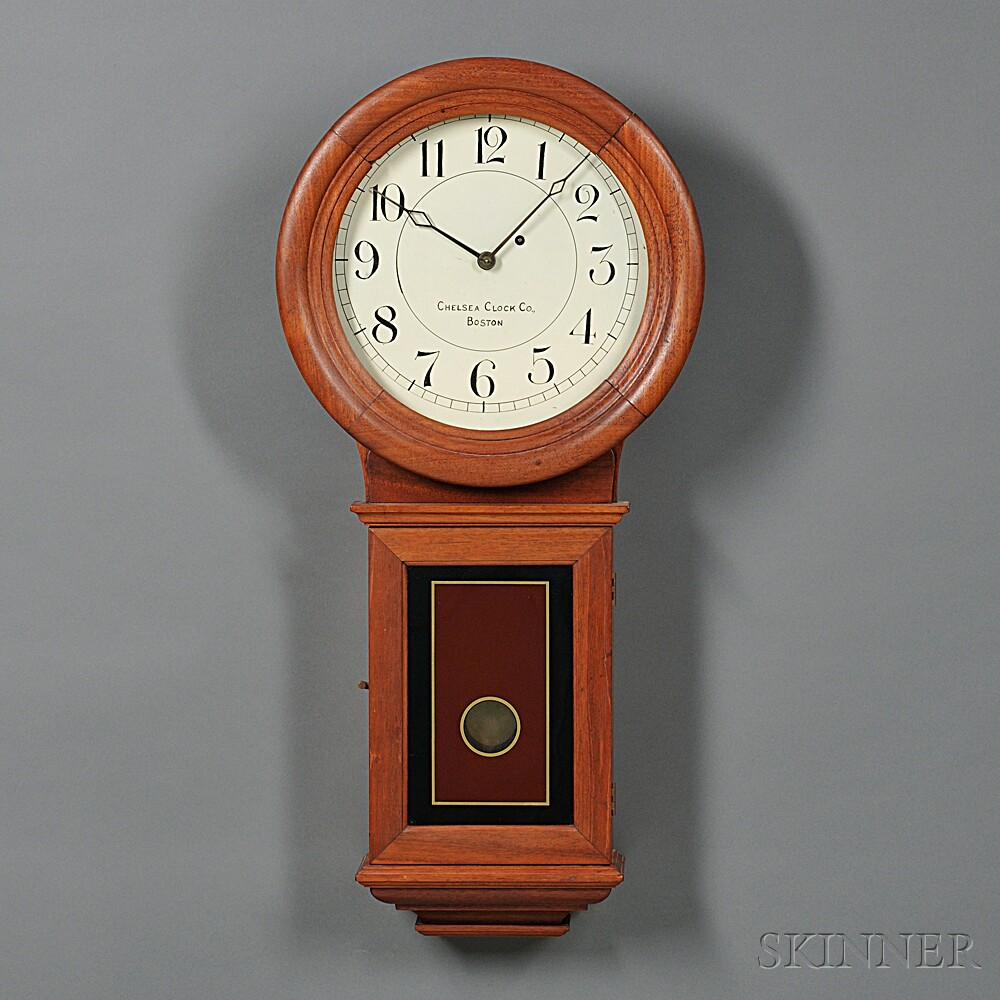 Chelsea Mahogany No. 1 Wall Regulator