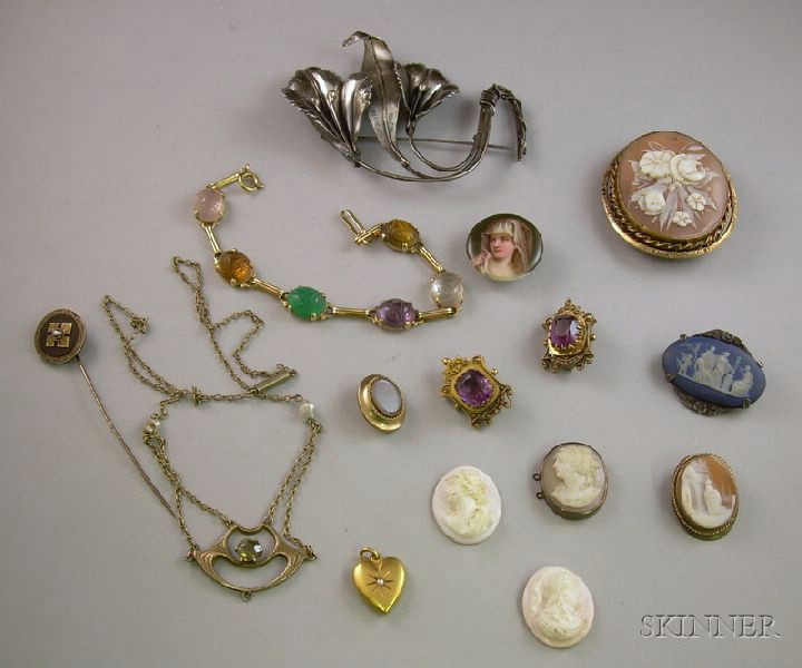 Assorted Estate Jewelry