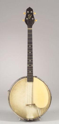 American Tenor Banjo, Gibson Mandolin-Guitar Company, Model TB, c. 1922