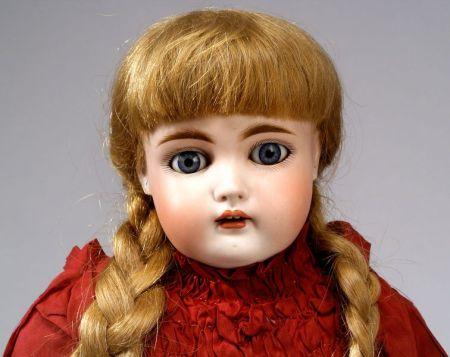 Kammer & Reinhardt 192 Bisque Head Girl Doll