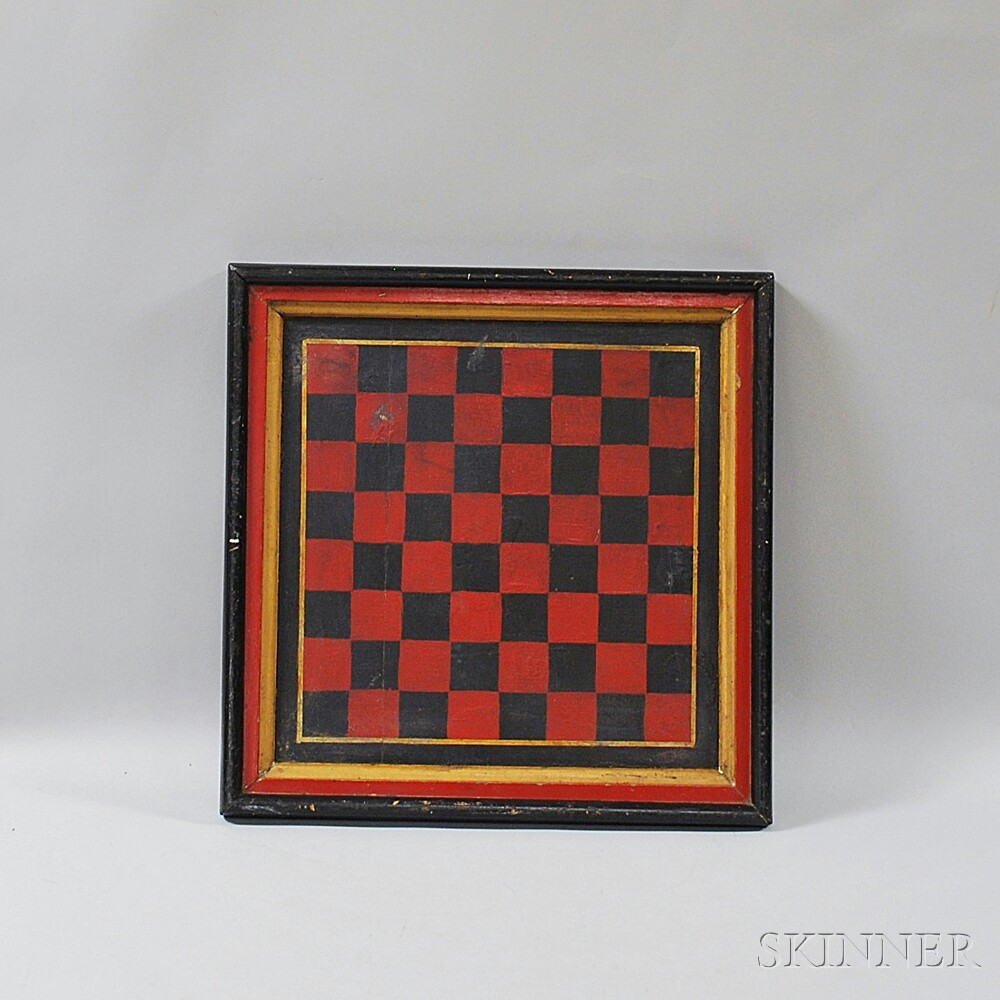 Painted Pine Game Board