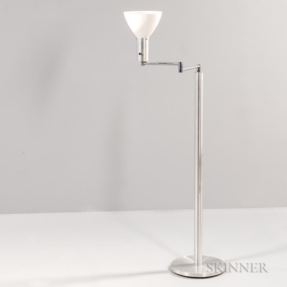 Walter Von Nessen-style Floor Lamp