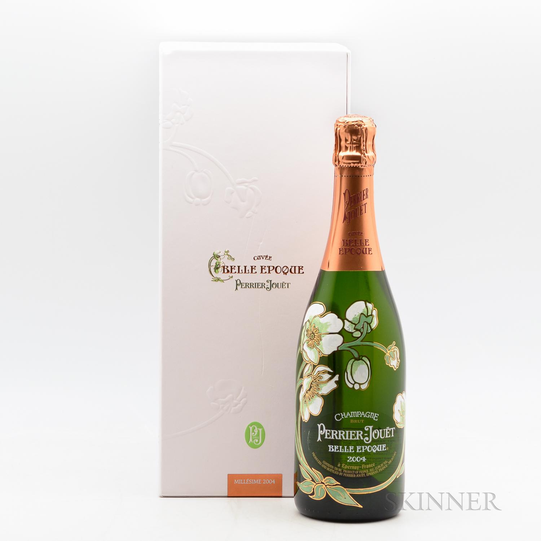 Perrier Jouet Belle Epoque 2004, 1 bottle (pc)