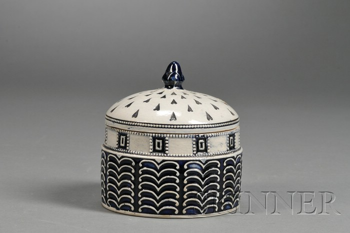 Reinhold Merkelbach Art Pottery