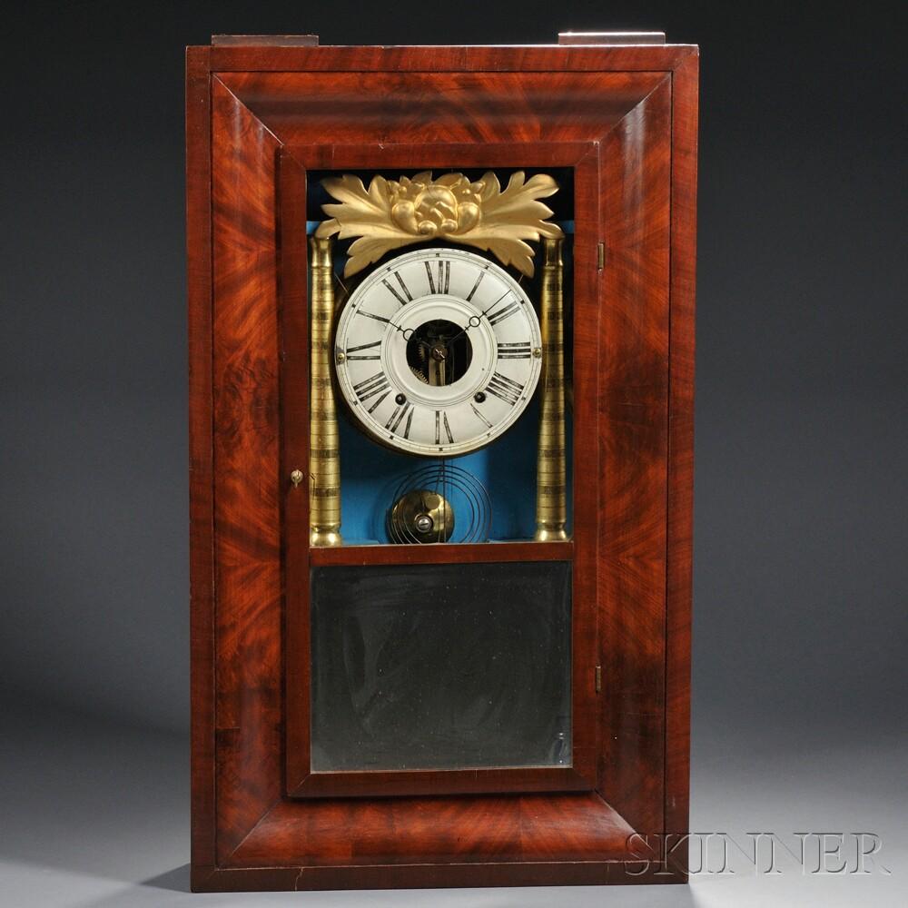 Hills, Goodrich & Co. Ogee Clock