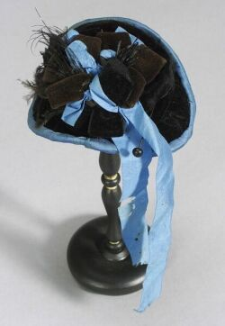 Hat for a Fashionable French Doll